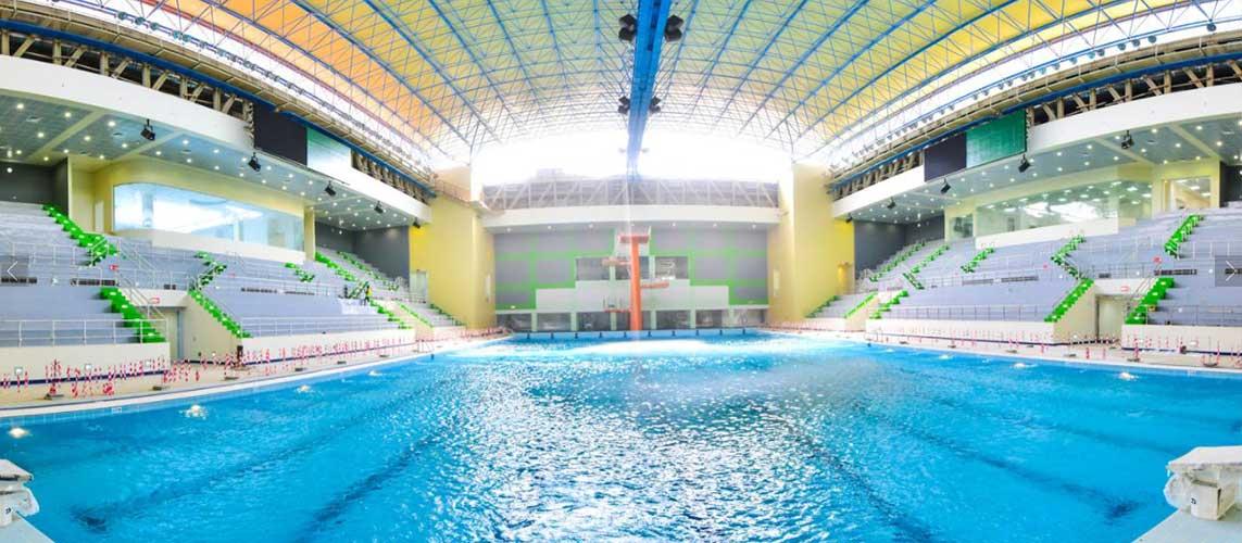 Sports Facility at King Abdulaziz University Photo 01