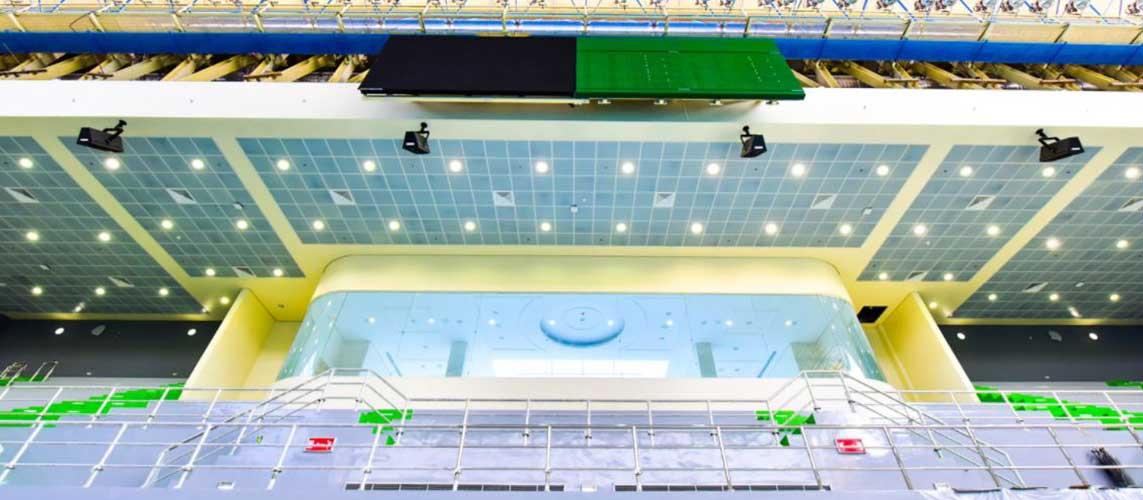 Sports Facility at King Abdulaziz University Photo 02