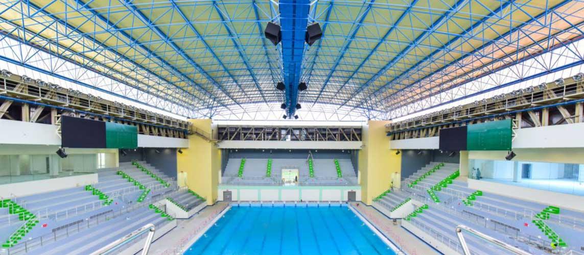 Sports Facility at King Abdulaziz University Photo 03